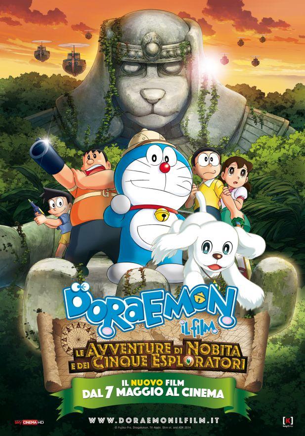 Doraemon, il film